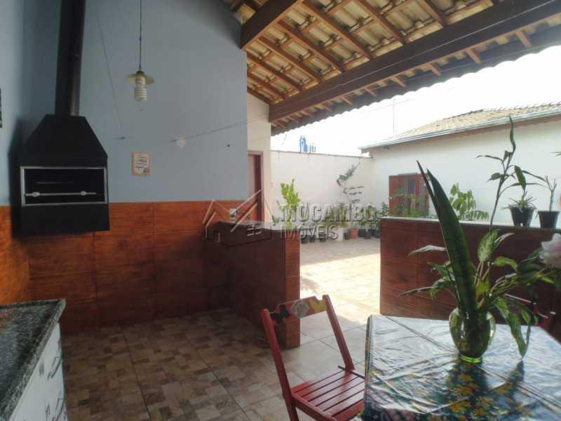 Churrasqueira - Casa 3 quartos à venda Itatiba,SP - R$ 540.000 - FCCA31459 - 18