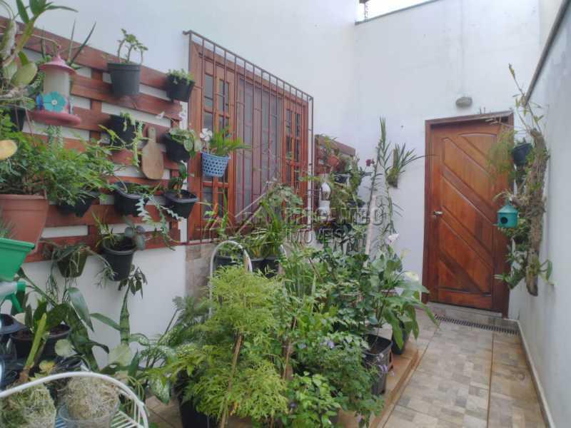 Corredor - Casa 3 quartos à venda Itatiba,SP - R$ 540.000 - FCCA31459 - 16