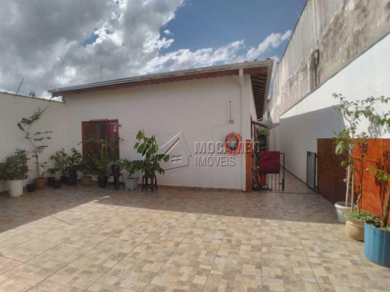 Quintal - Casa 3 quartos à venda Itatiba,SP - R$ 540.000 - FCCA31459 - 21