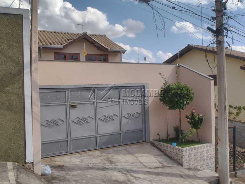 Fachada - Casa 3 quartos à venda Itatiba,SP - R$ 540.000 - FCCA31459 - 5