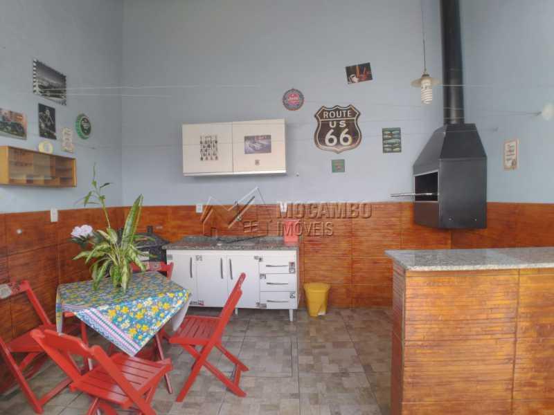 Churrasqueira - Casa 3 quartos à venda Itatiba,SP - R$ 540.000 - FCCA31459 - 19