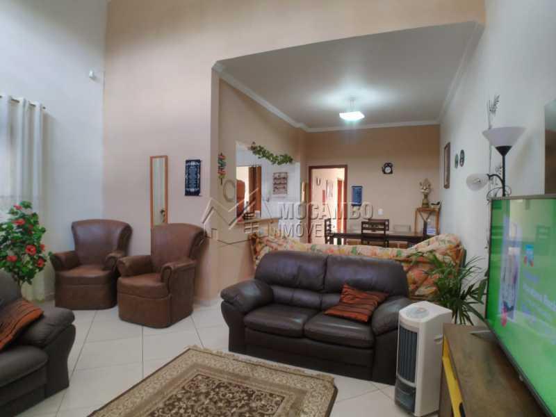Sala - Casa 3 quartos à venda Itatiba,SP - R$ 540.000 - FCCA31459 - 1