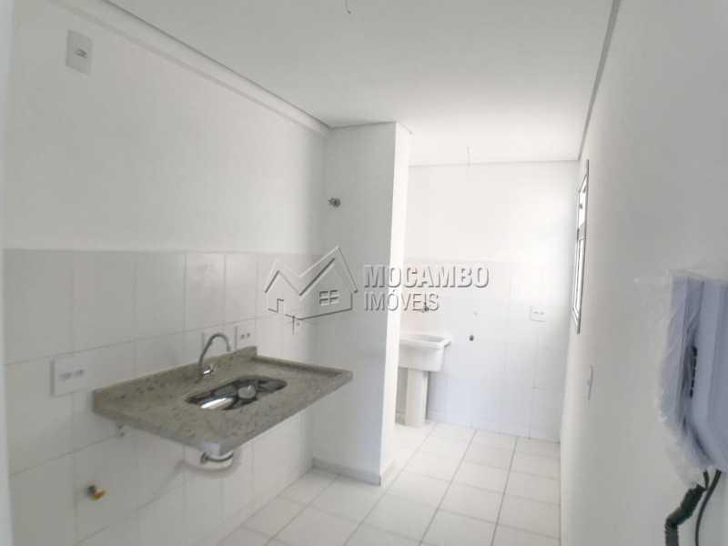 Cozinha - Apartamento 2 quartos à venda Itatiba,SP - R$ 271.000 - FCAP21253 - 6