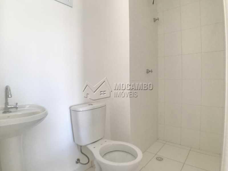 Banheiro - Apartamento 2 quartos à venda Itatiba,SP - R$ 271.000 - FCAP21253 - 8