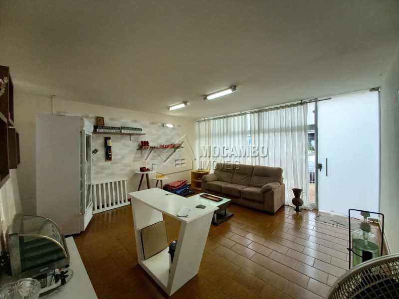 Sala 01 - Casa Comercial 147m² para alugar Itatiba,SP - R$ 2.400 - FCCC00023 - 3