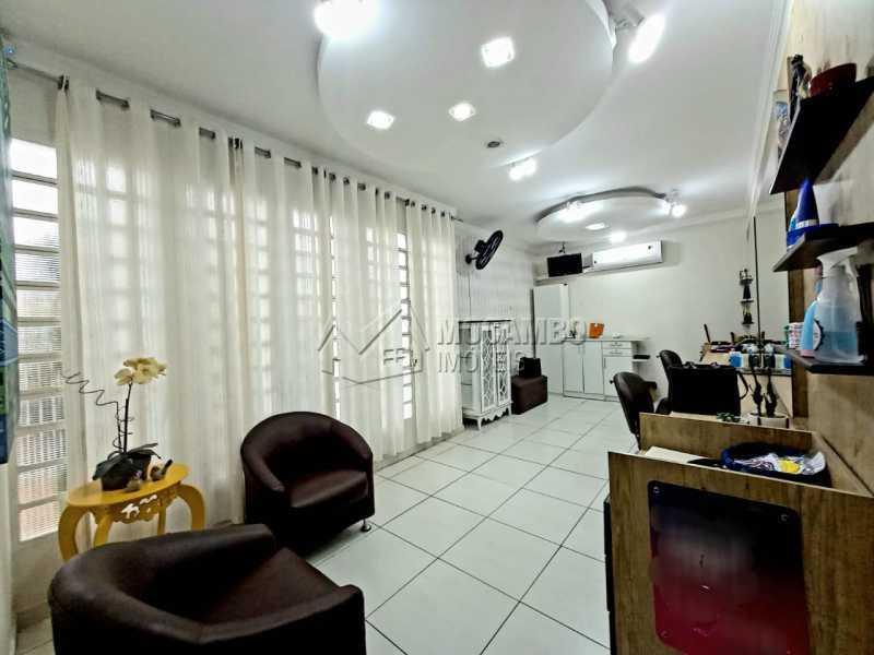 Sala 02 - Casa Comercial 147m² para alugar Itatiba,SP - R$ 2.400 - FCCC00023 - 4