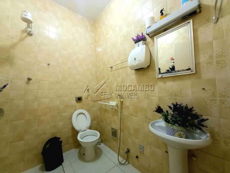 Banheiro Social 01 - Casa Comercial 147m² para alugar Itatiba,SP - R$ 2.400 - FCCC00023 - 6