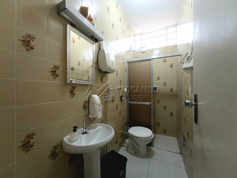 Banheiro Social 02 - Casa Comercial 147m² para alugar Itatiba,SP - R$ 2.400 - FCCC00023 - 13