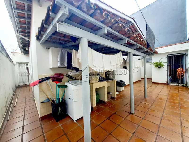 Quintal - Casa Comercial 147m² para alugar Itatiba,SP - R$ 2.400 - FCCC00023 - 16