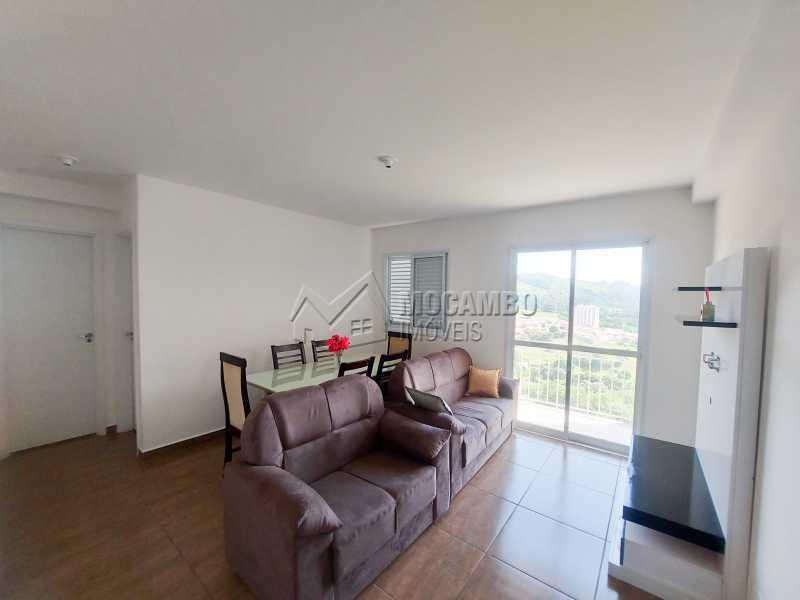Sala - Apartamento 1 quarto para alugar Itatiba,SP - R$ 1.550 - FCAP10099 - 1