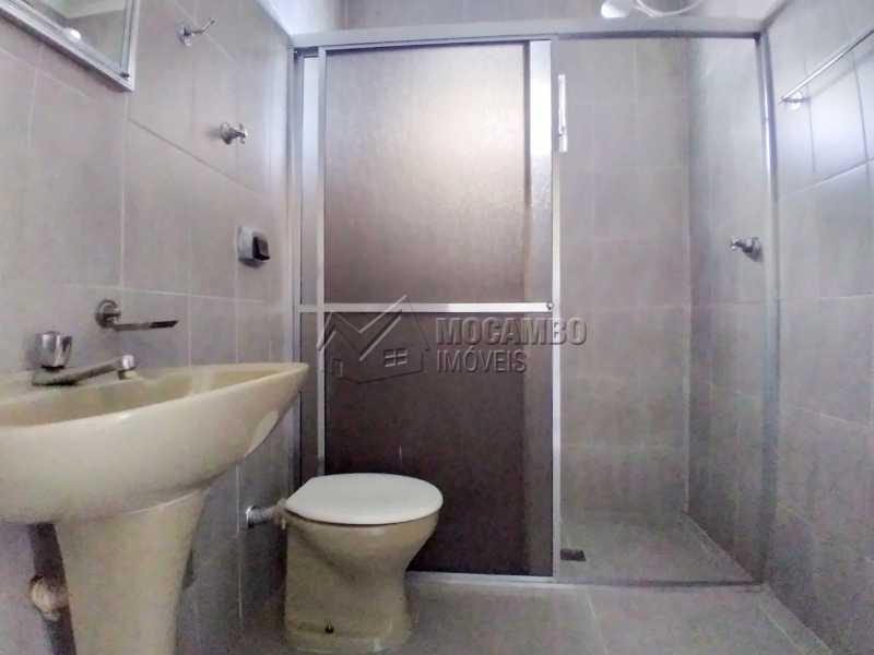 Banheiro Social - Casa 2 quartos para alugar Itatiba,SP - R$ 1.100 - FCCA21473 - 7