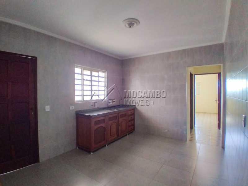 Cozinha - Casa 2 quartos para alugar Itatiba,SP - R$ 1.100 - FCCA21473 - 4