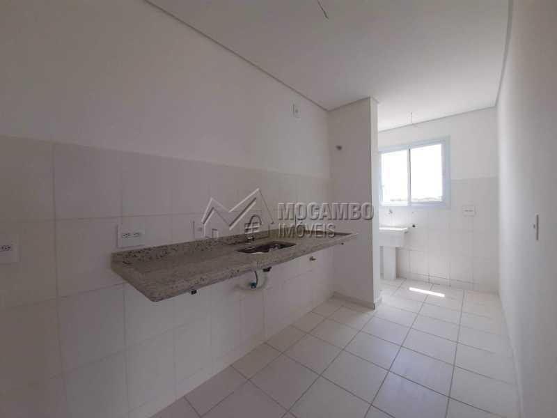 Cozinha - Apartamento 2 quartos à venda Itatiba,SP - R$ 260.000 - FCAP21257 - 6