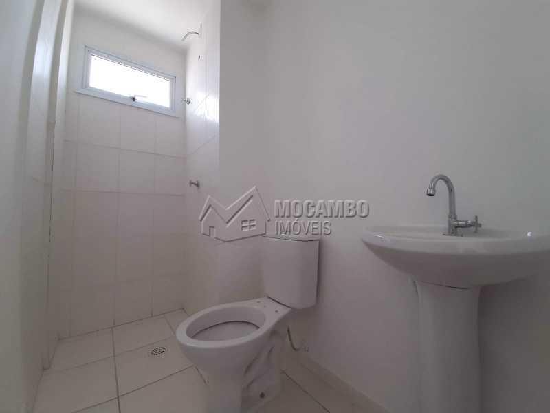 Banheiro  - Apartamento 2 quartos à venda Itatiba,SP - R$ 260.000 - FCAP21257 - 10