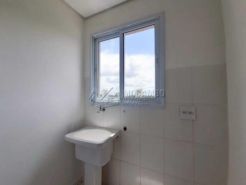 Lavanderia - Apartamento 2 quartos à venda Itatiba,SP - R$ 260.000 - FCAP21257 - 8