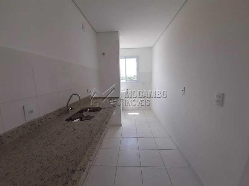 Cozinha - Apartamento 2 quartos à venda Itatiba,SP - R$ 260.000 - FCAP21257 - 7