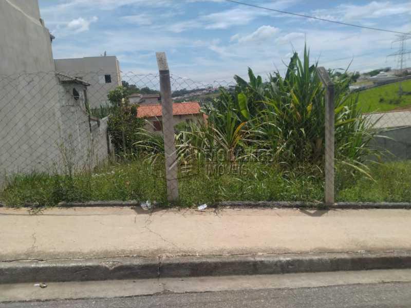 Terreno - Terreno 250m² à venda Itatiba,SP - R$ 140.000 - FCUF01452 - 3