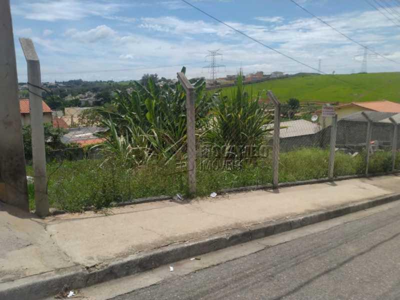 Terreno - Terreno 250m² à venda Itatiba,SP - R$ 140.000 - FCUF01452 - 1