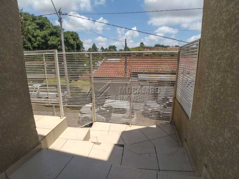 Entrada social - Casa 3 quartos à venda Itatiba,SP Jardim Ipê - R$ 530.000 - FCCA31462 - 13
