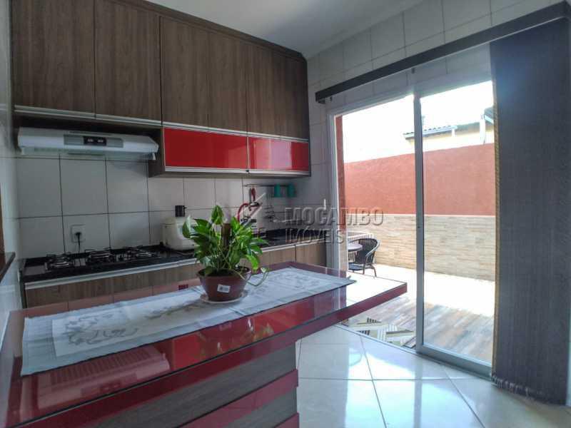 Cozinha - Casa 3 quartos à venda Itatiba,SP Jardim Ipê - R$ 530.000 - FCCA31462 - 17