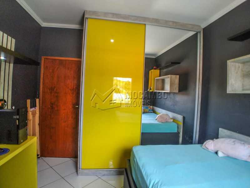Dormitório - Casa 3 quartos à venda Itatiba,SP Jardim Ipê - R$ 530.000 - FCCA31462 - 24