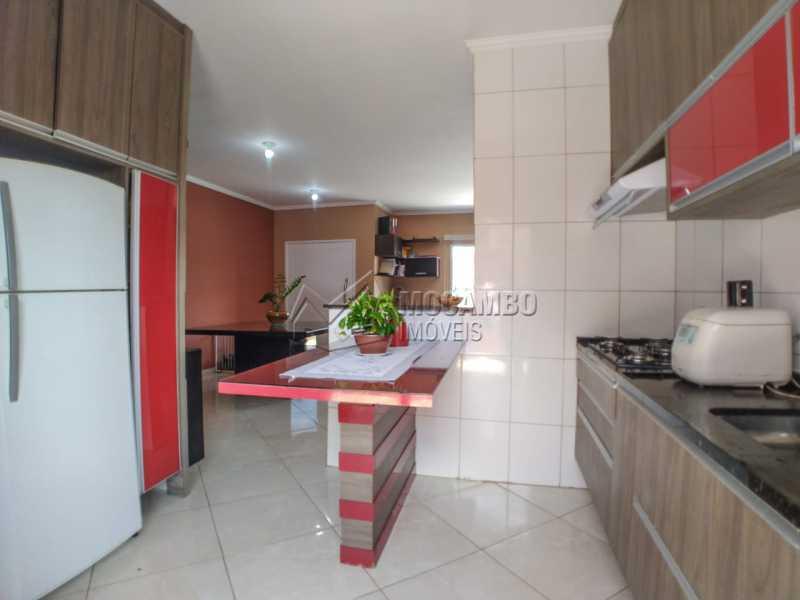 Cozinha - Casa 3 quartos à venda Itatiba,SP Jardim Ipê - R$ 530.000 - FCCA31462 - 15