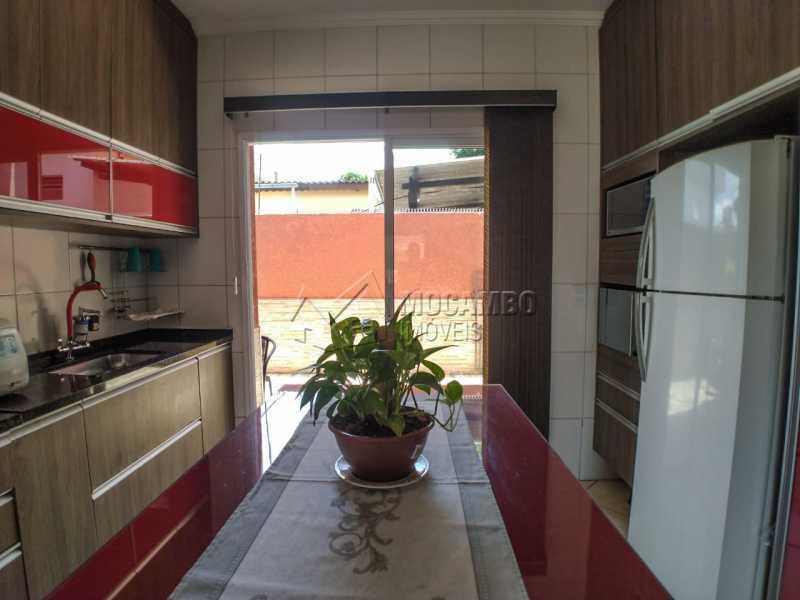 Cozinha - Casa 3 quartos à venda Itatiba,SP Jardim Ipê - R$ 530.000 - FCCA31462 - 16