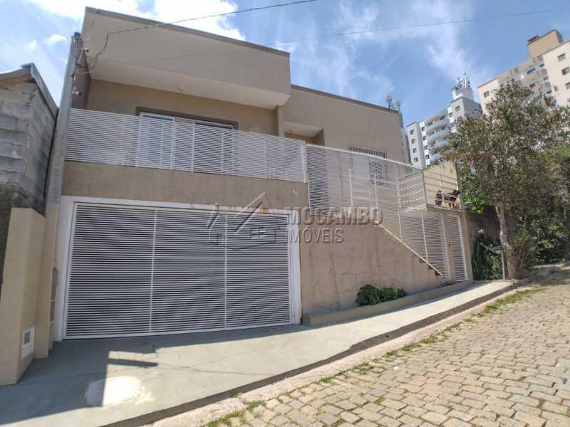 Fachada - Casa 3 quartos à venda Itatiba,SP Jardim Ipê - R$ 530.000 - FCCA31462 - 1