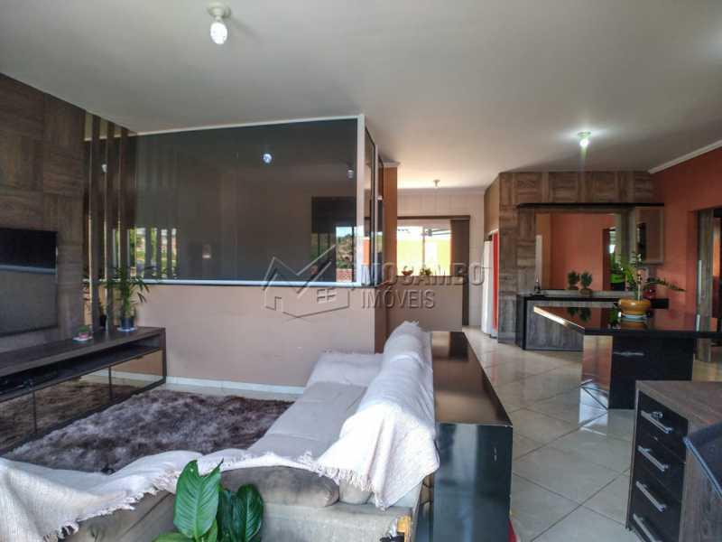 Sala - Casa 3 quartos à venda Itatiba,SP Jardim Ipê - R$ 530.000 - FCCA31462 - 5