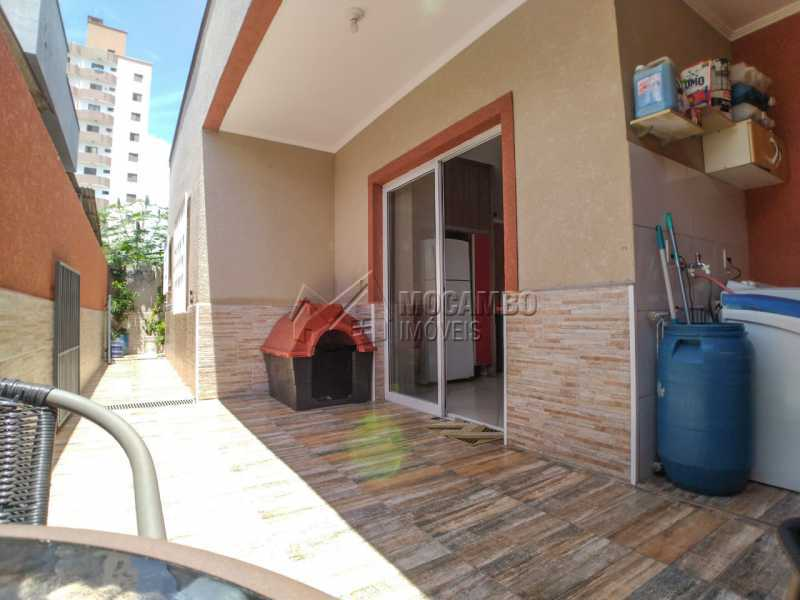 Quintal - Casa 3 quartos à venda Itatiba,SP Jardim Ipê - R$ 530.000 - FCCA31462 - 28