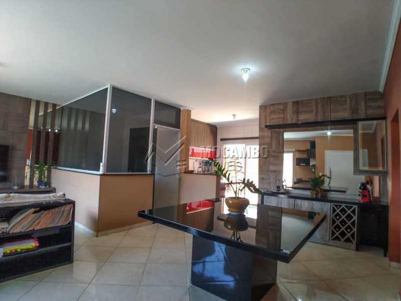 Jantar - Casa 3 quartos à venda Itatiba,SP Jardim Ipê - R$ 530.000 - FCCA31462 - 6