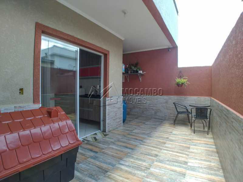 Quintal - Casa 3 quartos à venda Itatiba,SP Jardim Ipê - R$ 530.000 - FCCA31462 - 27