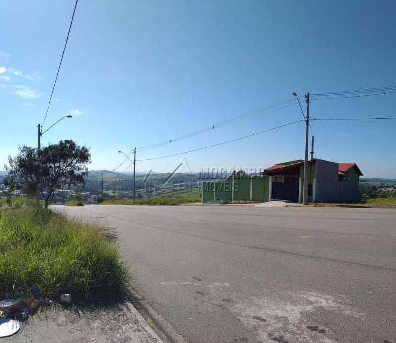 Rua do terreno - Terreno 290m² à venda Itatiba,SP - R$ 120.000 - FCUF01453 - 5