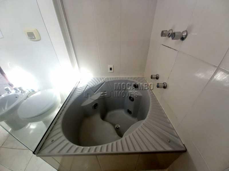 Banheiro - Suíte - Galpão 270m² para alugar Itatiba,SP - R$ 3.200 - FCGA10004 - 19