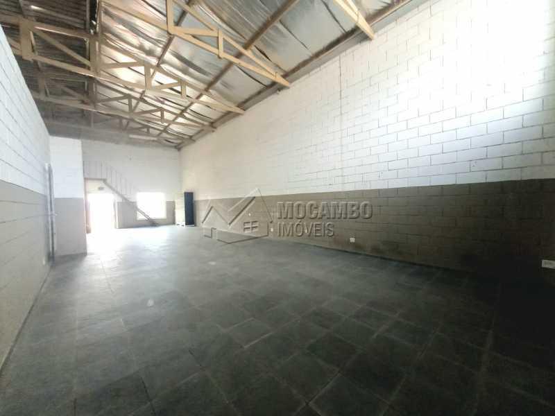 Pátio coberto - Galpão 270m² para alugar Itatiba,SP - R$ 3.200 - FCGA10004 - 20