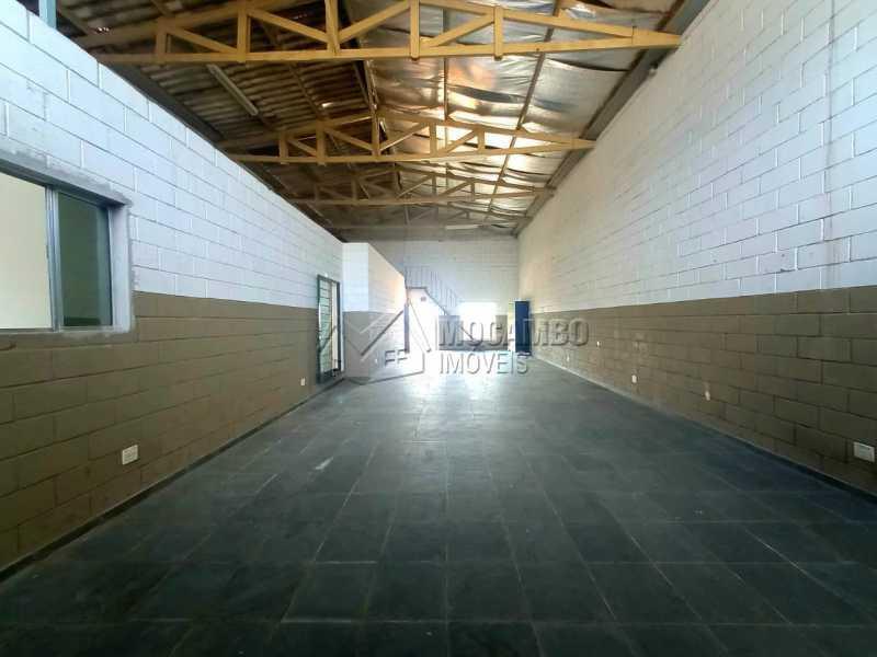 Pátio coberto - Galpão 270m² para alugar Itatiba,SP - R$ 3.200 - FCGA10004 - 21