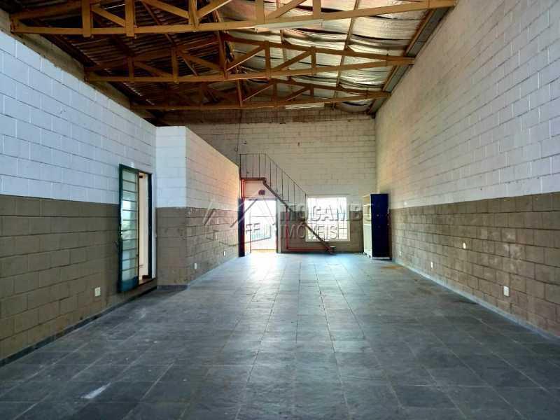 Pátio coberto - Galpão 270m² para alugar Itatiba,SP - R$ 3.200 - FCGA10004 - 22