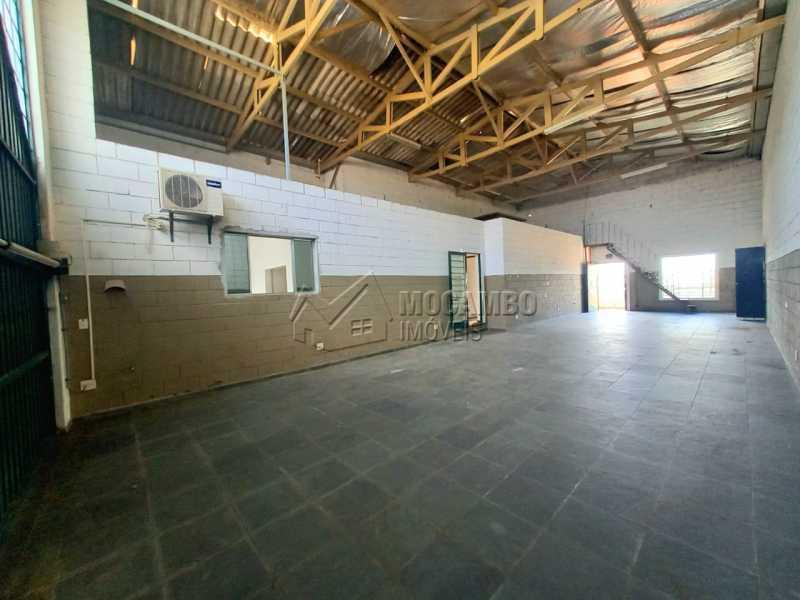 Pátio coberto - Galpão 270m² para alugar Itatiba,SP - R$ 3.200 - FCGA10004 - 23