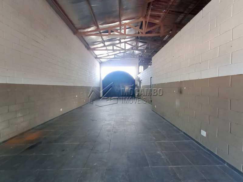 Pátio coberto - Galpão 270m² para alugar Itatiba,SP - R$ 3.200 - FCGA10004 - 24