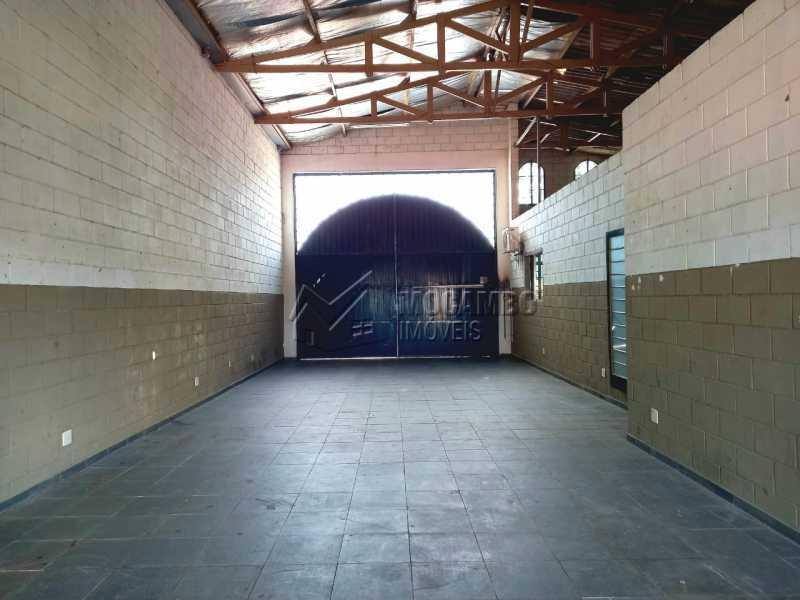 Pátio coberto - Galpão 270m² para alugar Itatiba,SP - R$ 3.200 - FCGA10004 - 25