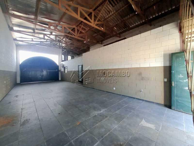 Pátio coberto - Galpão 270m² para alugar Itatiba,SP - R$ 3.200 - FCGA10004 - 26