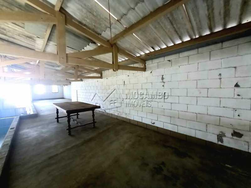 Mazanino  - Galpão 270m² para alugar Itatiba,SP - R$ 3.200 - FCGA10004 - 27