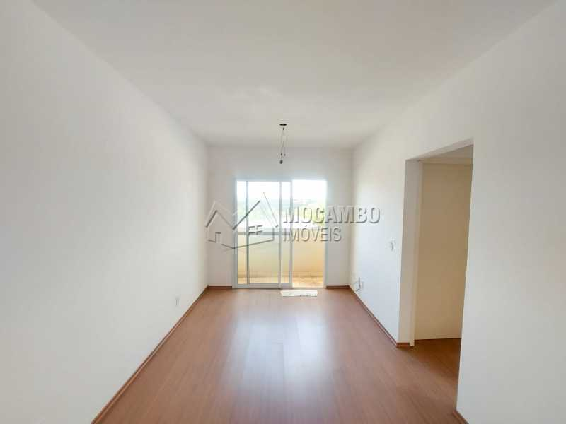 Sala - Apartamento 2 quartos para alugar Itatiba,SP - R$ 1.470 - FCAP21259 - 1