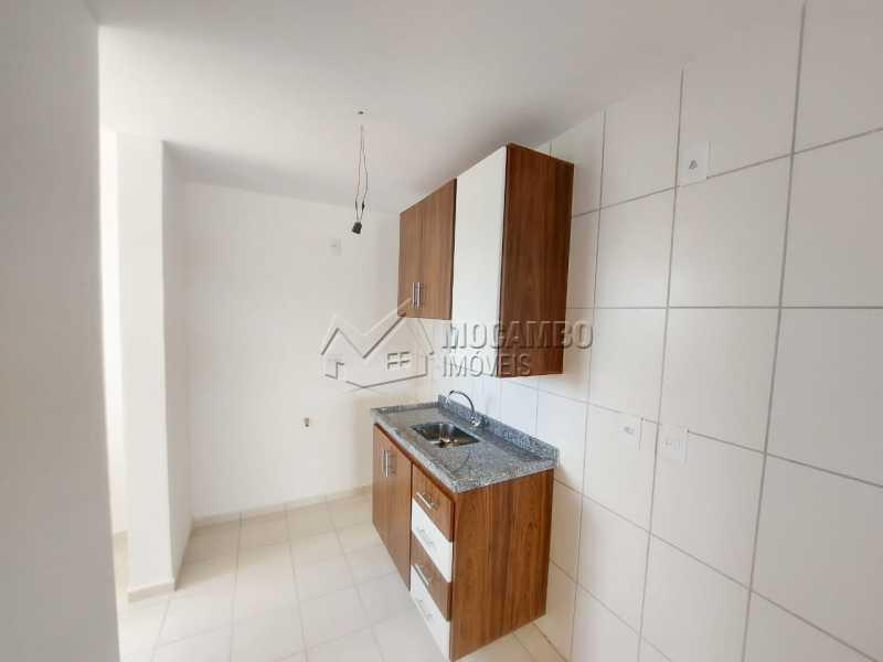Cozinha - Apartamento 2 quartos para alugar Itatiba,SP - R$ 1.470 - FCAP21259 - 3