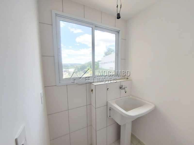 Lavanderia - Apartamento 2 quartos para alugar Itatiba,SP - R$ 1.470 - FCAP21259 - 4