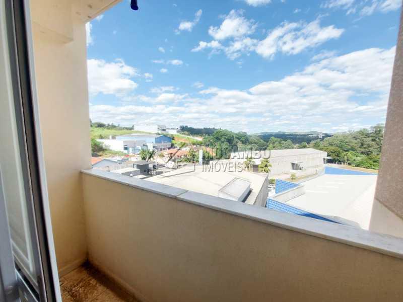 Varanda - Apartamento 2 quartos para alugar Itatiba,SP - R$ 1.470 - FCAP21259 - 6