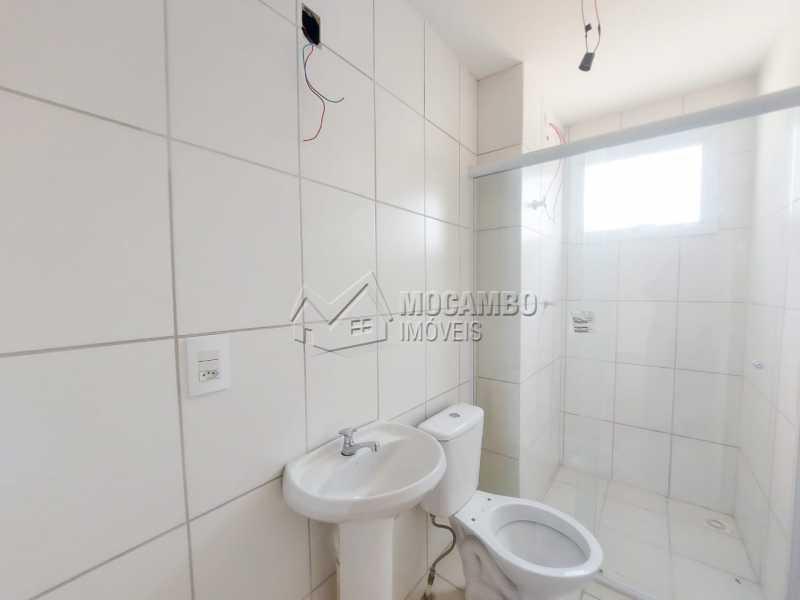 Banheiro - Apartamento 2 quartos para alugar Itatiba,SP - R$ 1.470 - FCAP21259 - 8