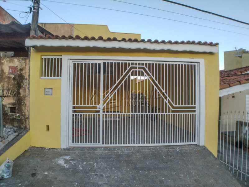 Fachada - Casa 2 quartos à venda Itatiba,SP - R$ 260.000 - FCCA21474 - 1