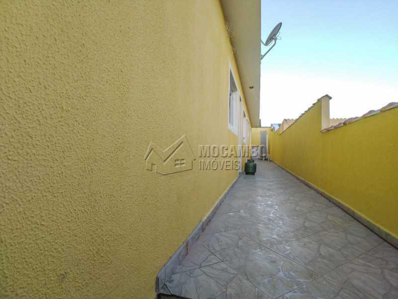 Corredor - Casa 2 quartos à venda Itatiba,SP - R$ 260.000 - FCCA21474 - 5