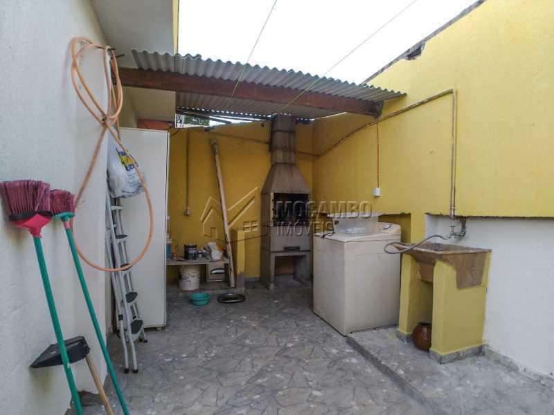 Quintal - Casa 2 quartos à venda Itatiba,SP - R$ 260.000 - FCCA21474 - 7